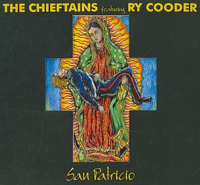 SAN PATRICIO BY CHIEFTAINS (CD)